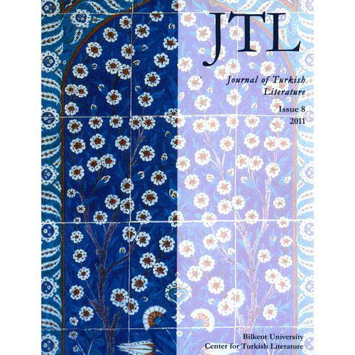 Journal of Turkish Literature : Volume 8