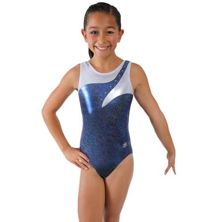 Snowflake Designs - Eclipse Blue Gymnastics or Dance ...