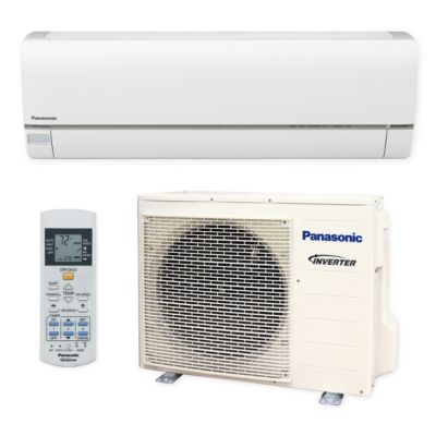 Panasonic� XE12SKUA - 12,000 BTU 26.2 SEER EXTERioS XE Wall Mount Ductless Mini Split Air Conditioner Heat Pump 208-230V