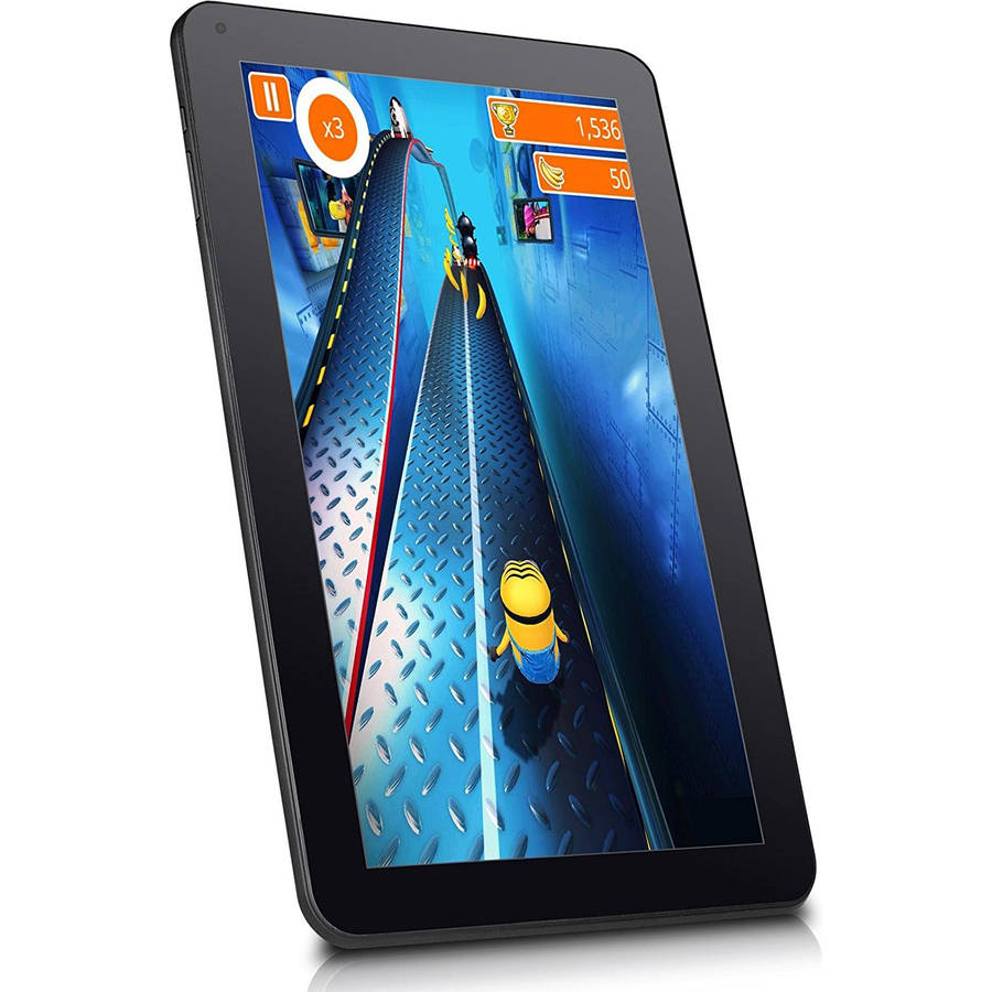 "Sungale ID1032WTA with WiFi 10"" Touchscreen Tablet PC Featuring Android 4.4 (KitKat) Operating System"