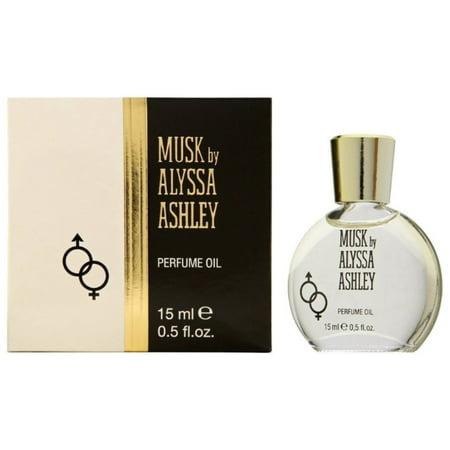 Alyssa Ashley  Musk Perfume Oil 0.5 oz