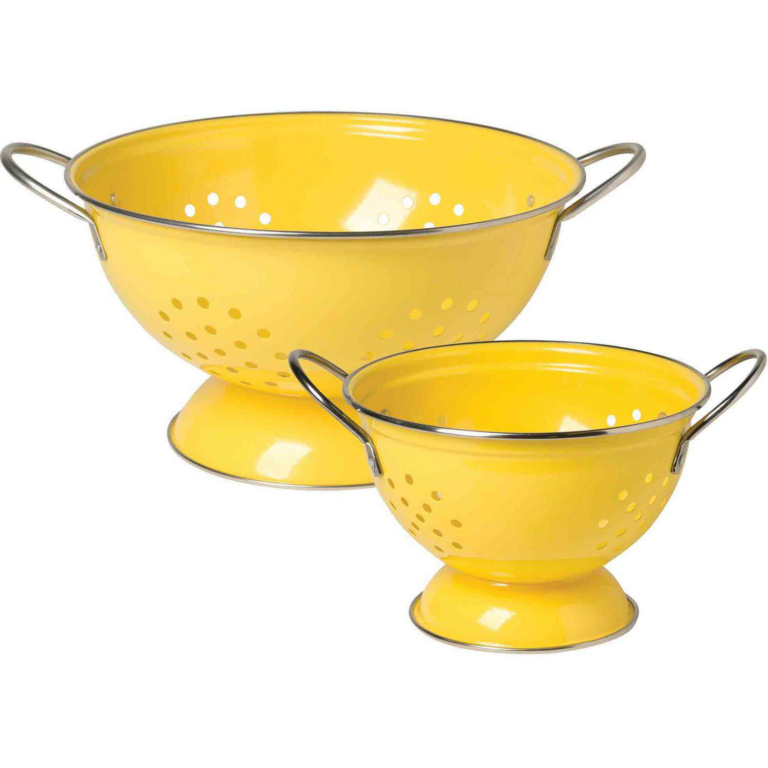 Now Designs Colander, Set of 2