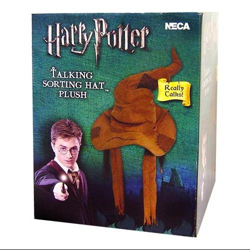 NECA Harry Potter Talking Sorting Hat Plush by