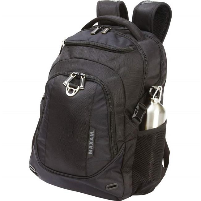 BNFUSA LUBPEX5 19 in. Executive Backpack With Padded Compartment For Laptop