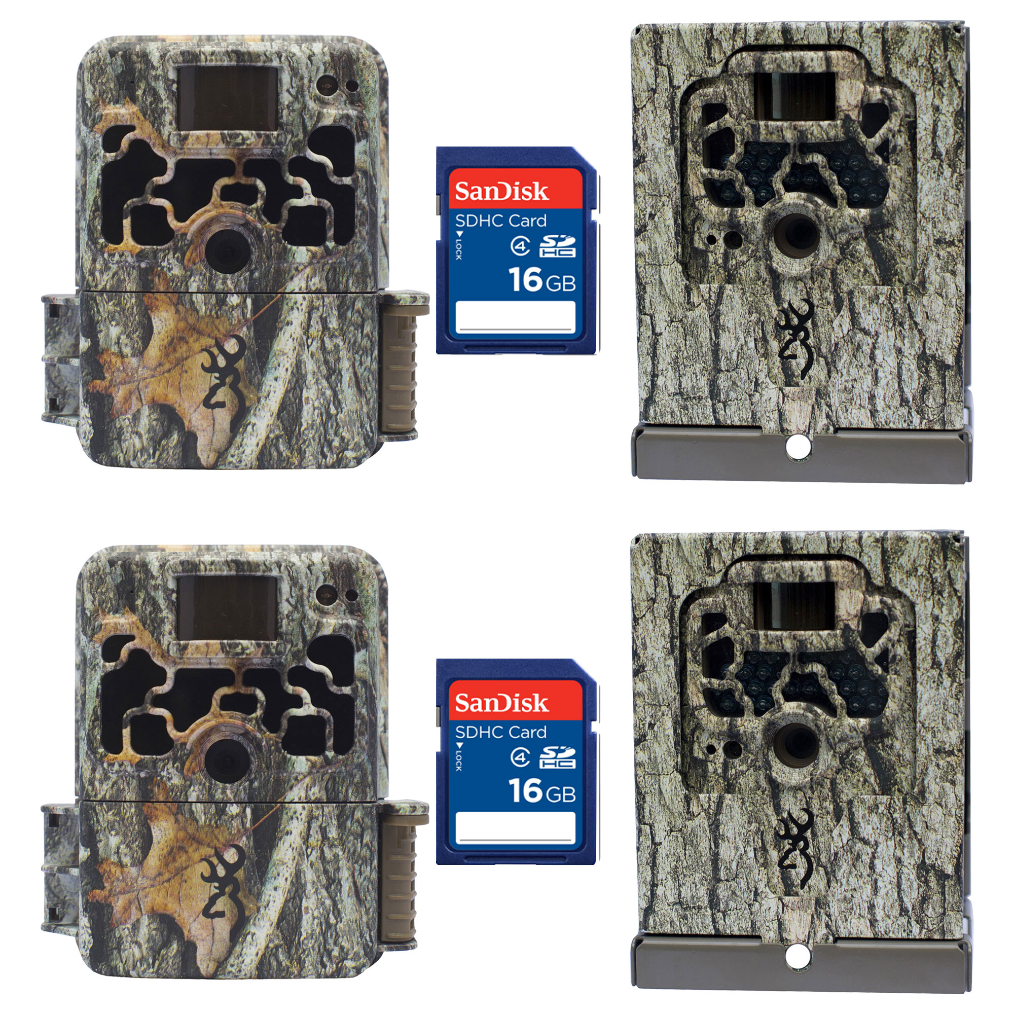 Click here to buy Browning Trail Cameras Dark Ops Elite Game Camera, 2 + Security Boxes & SD Cards by Browning Trail Cameras.