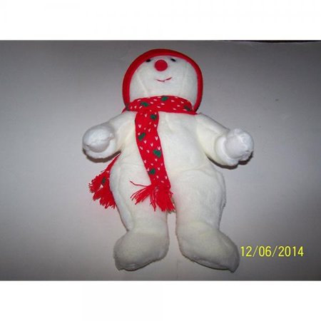 Ty Beanie Buddies - Snowboy the Snowman (Buddies Snowman)