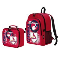 "MLB St. Louis Cardinals ""Accelerator"" Backpack and Lunch Kit Set"