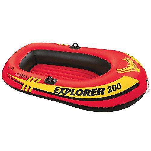Intex explorer 200 2 person inflatable boat walmart com