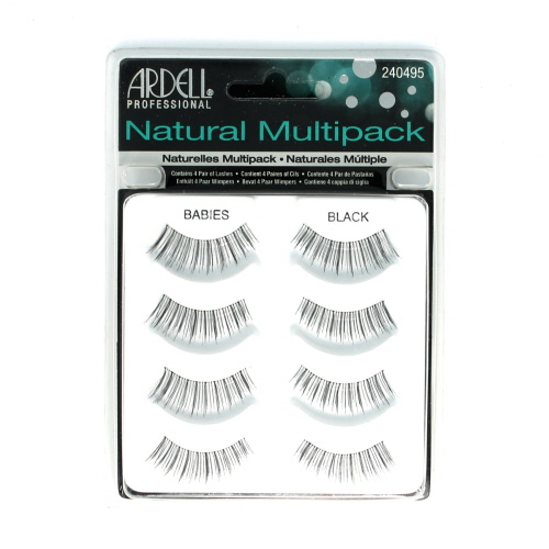 ARDELL Professional Natural Multipack  - Babies Black