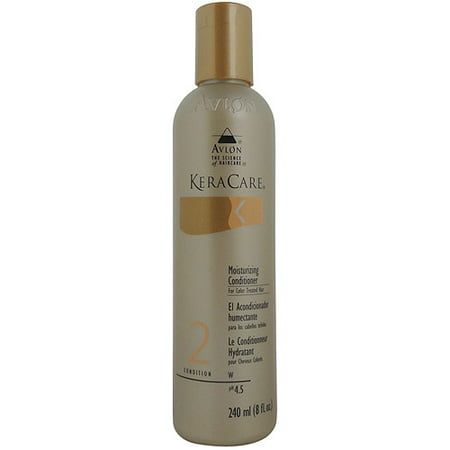 KeraCare Moisturizing Conditioner for Color Treated Hair, 8 fl