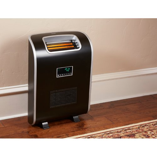 Lifesmart Slimline-3 1500 Watt Electric Infrared Compact Heater