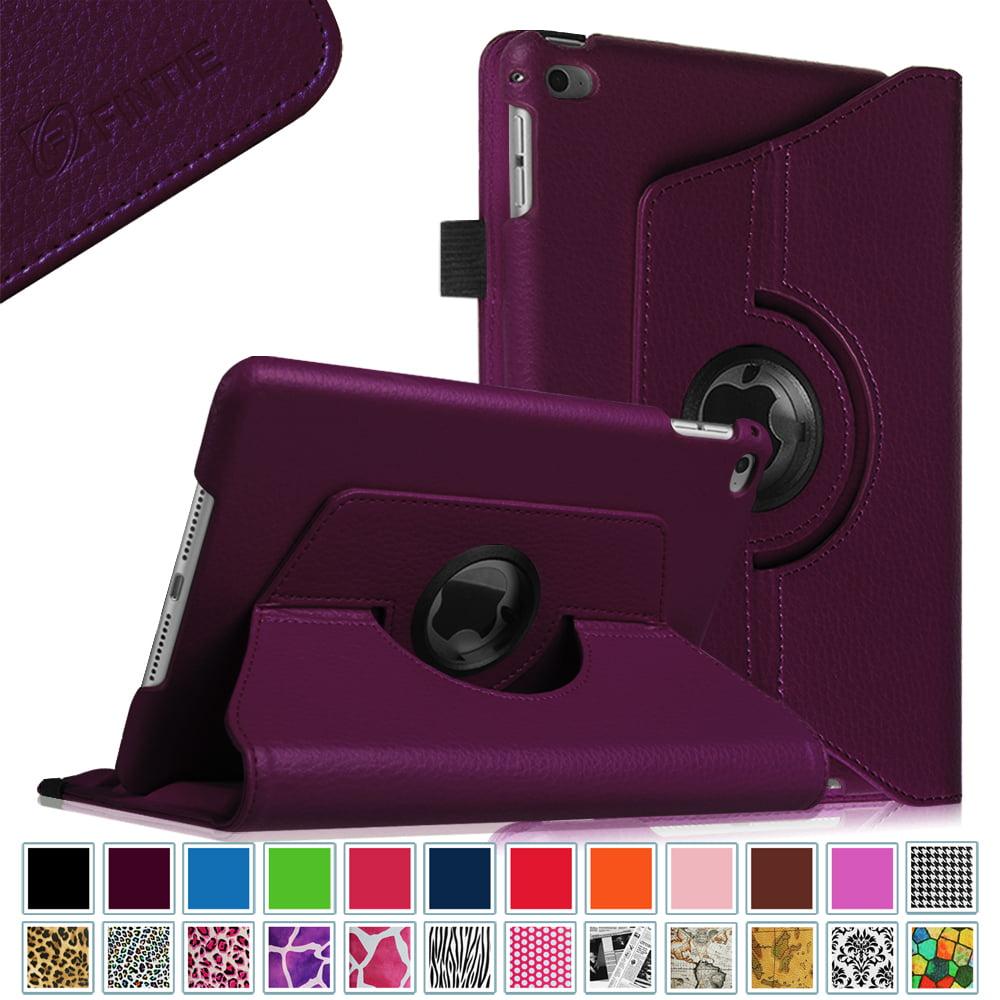 Fintie iPad mini 4 2015 Multiple Angles Stand Case Cover with Auto Sleep / Wake, Purple