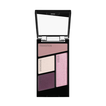 wet n wild Color Icon Eyeshadow Quad, Petalette