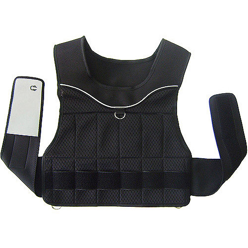 Gold's Gym 20 lb. Adjustable Weighted Vest