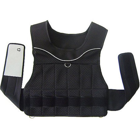 Gold's Gym 20 lb. Adjustable Weighted Vest (Best Weighted Vest Exercises)