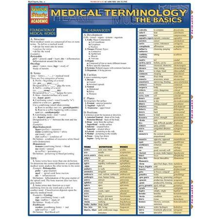 Medical Term: The Basics - eBook](Halloween Medical Terms)