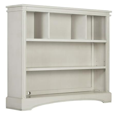 Evolur Adora And Catalina Bookshelf, Antique Grey ()