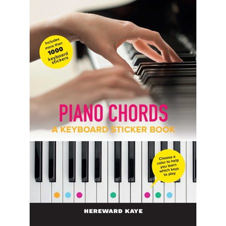 Piano Chords: A Keyboard Sticker Book : The Sticker Book](Gold On The Ceiling Chords)