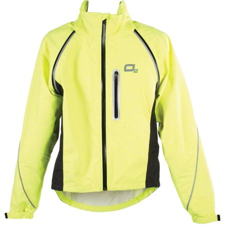 O2 Nokomis Jacket - Hi-Viz Yellow