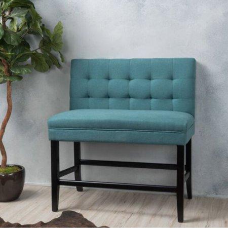 Katrina Upholstered Bar Stool Bench ()