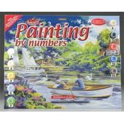 PAL8 PBN Boating/River 15x11-1/4