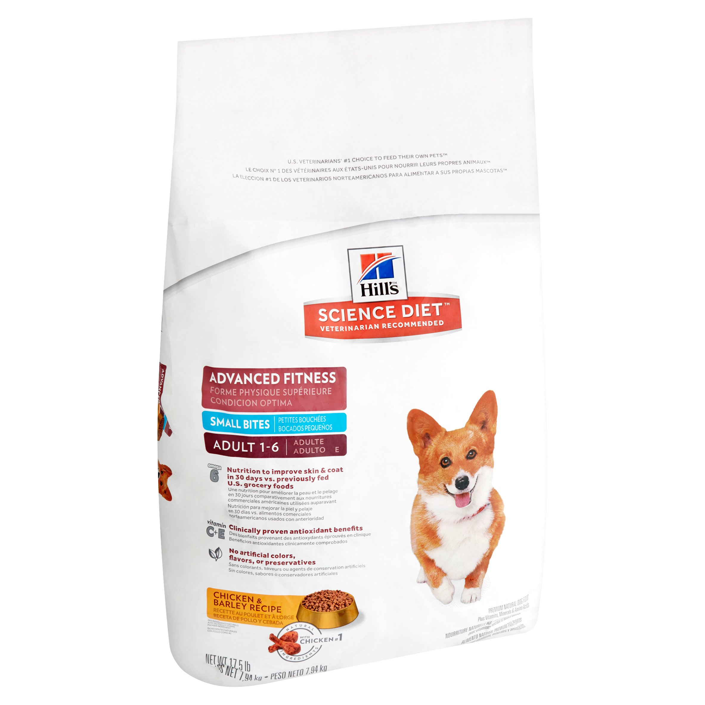 Hills Science Diet Adult Advanced Fitness Small Bites Chicken
