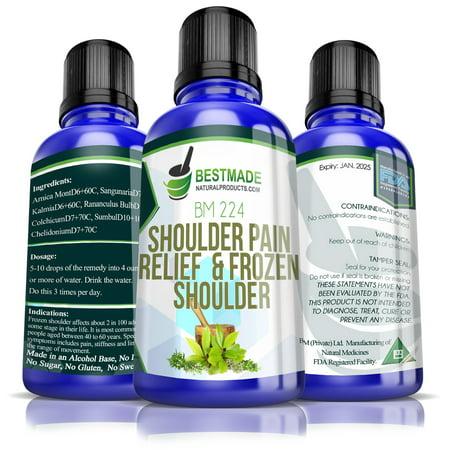 Shoulder Pain Relief and Frozen Shoulder (BM224) (Best Pain Relief For Frozen Shoulder)