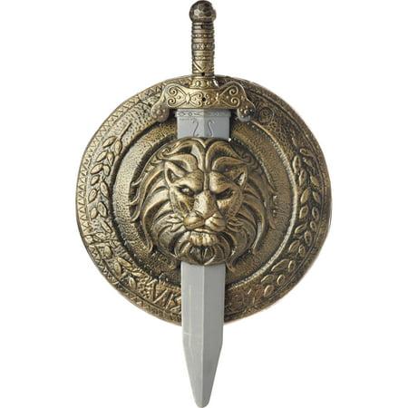 Gladiator Shield Sword 18