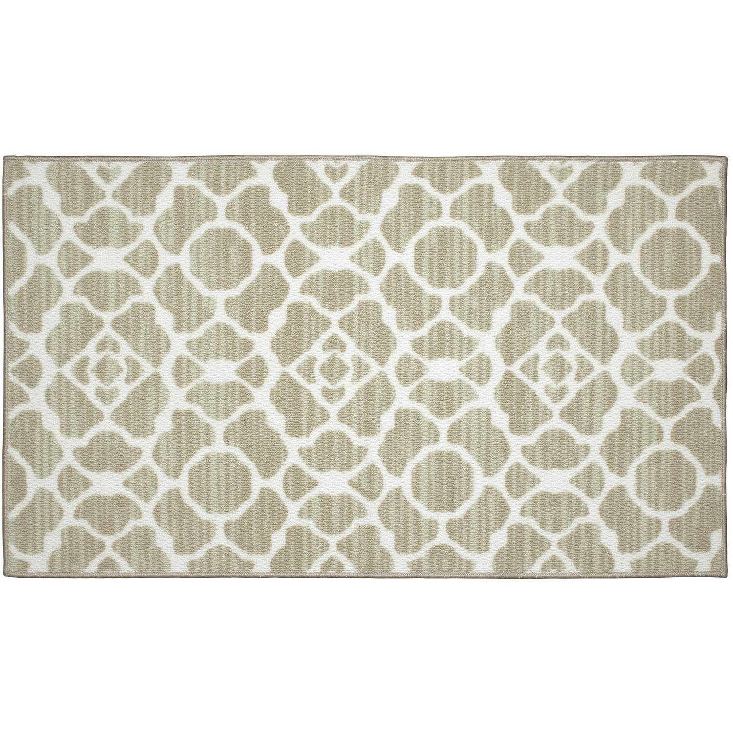 Structures Kohl Textured Printed Accent Rug by Generic