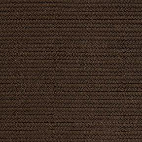 Reversible Flat Braid Rect Runner Earth Brown 2 4 Quot X15