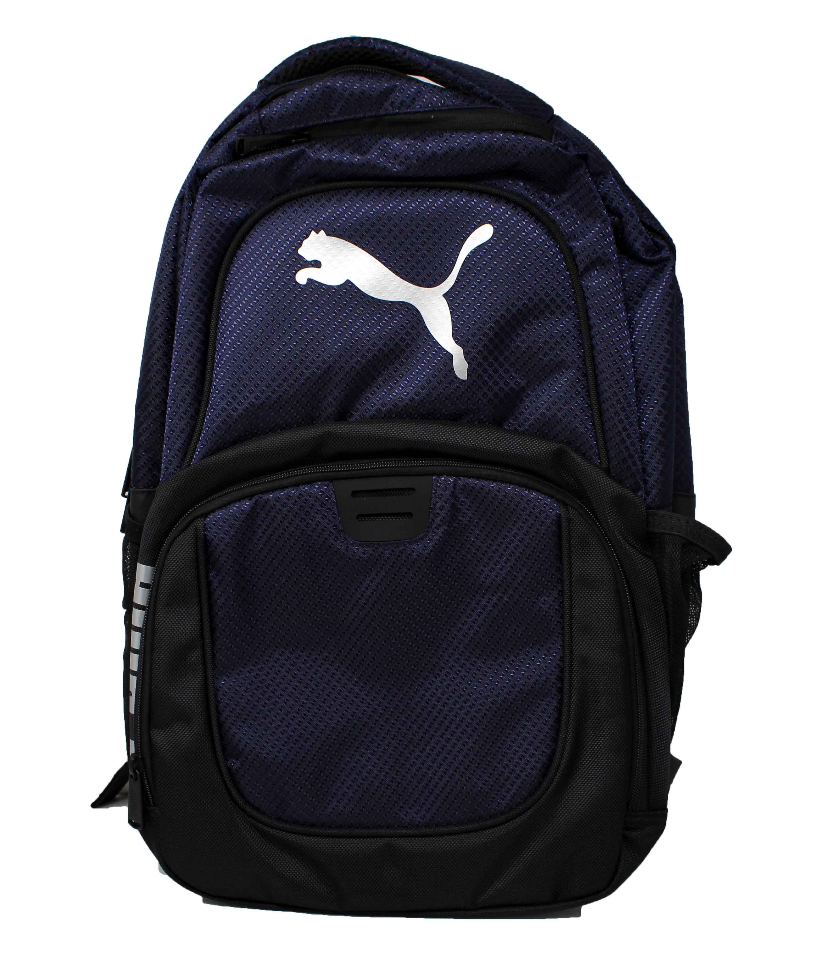 PUMA - Puma Challenger Backpack Blue Navy - Walmart.com