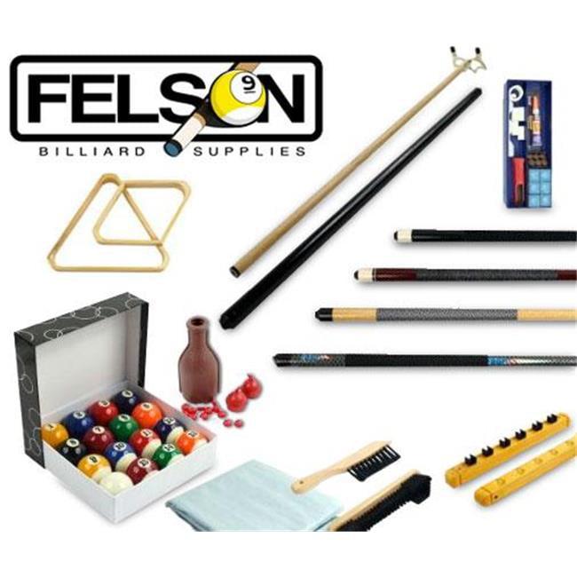 Bry Belly SFELS-001 Billiard Accessories Kit - 32 Piece