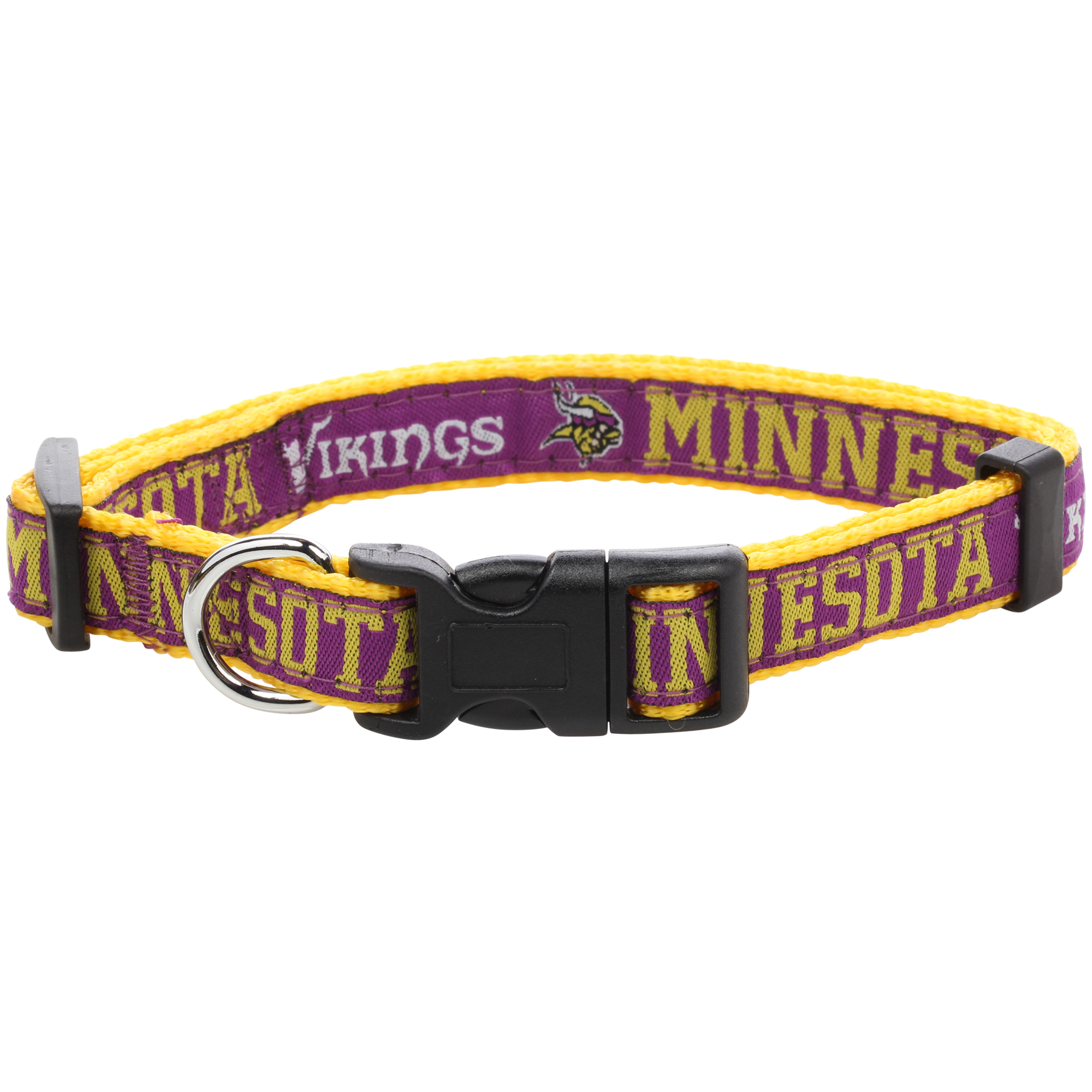 Minnesota Vikings Pet Collar