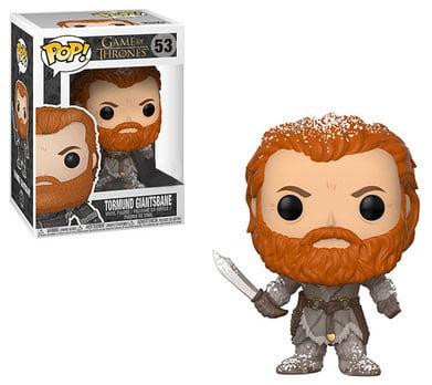 FunKo Free Shipping! Game of Thrones Tormund Giantsbane Action Figure