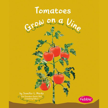 Tomatoes Grow on a Vine - Audiobook