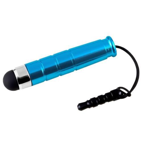 Insten 6X Blue Universal Mini Stylus Pen For Samsung Galaxy tab 2 10.1 p5100 p5110 Apple iPhone 6 5S iPad Mini Air HTC
