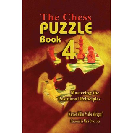 The Chess Puzzle  Book 4  Mastering The Positional Principles