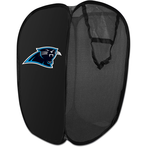 NFL Carolina Panthers Hamper