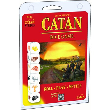 Catan Dice Strategy Game