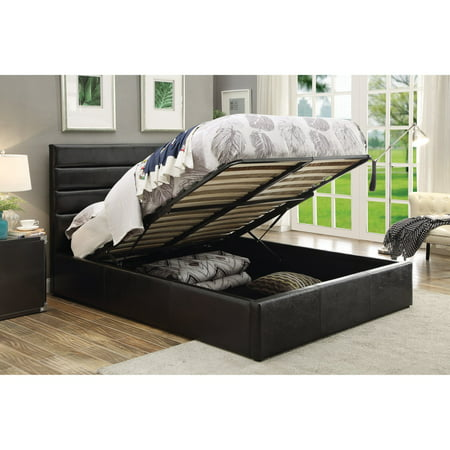 Coaster Furniture Riverbend Upholstered Platform Bed Coaster Furniture Contemporary Bed