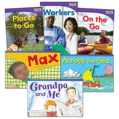 In the Community Book Set (Set of 6)