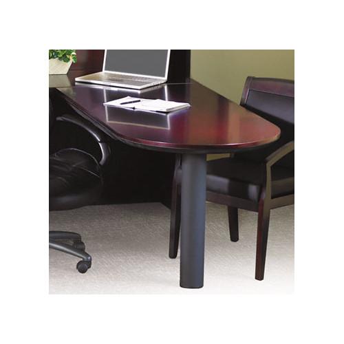 Mayline Group Corsica Series Peninsula Writing Desk