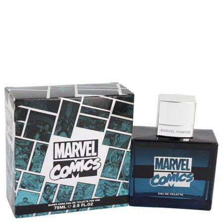 (pack 9) Marvel Comics Super Hero By Marvel Eau De Toilette Spray2.5 oz - image 1 of 2