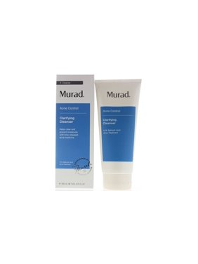 Murad Clarifying Cleanser, Face Wash for Acne Prone Skin, 6.75 Oz