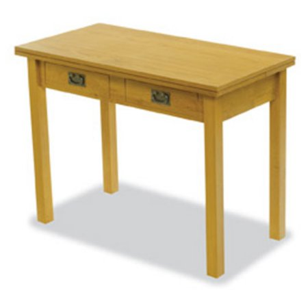 Hardwood traditional Expanding table 3 positions - Oak