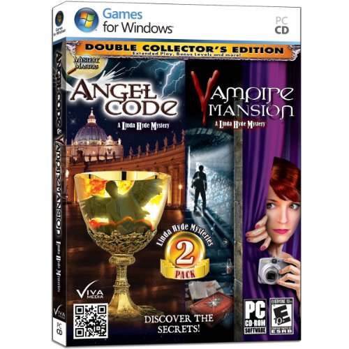 Viva Media Angel Code / Vampire Mansion Dbl Pack [windows Xp/vista/windows 7]