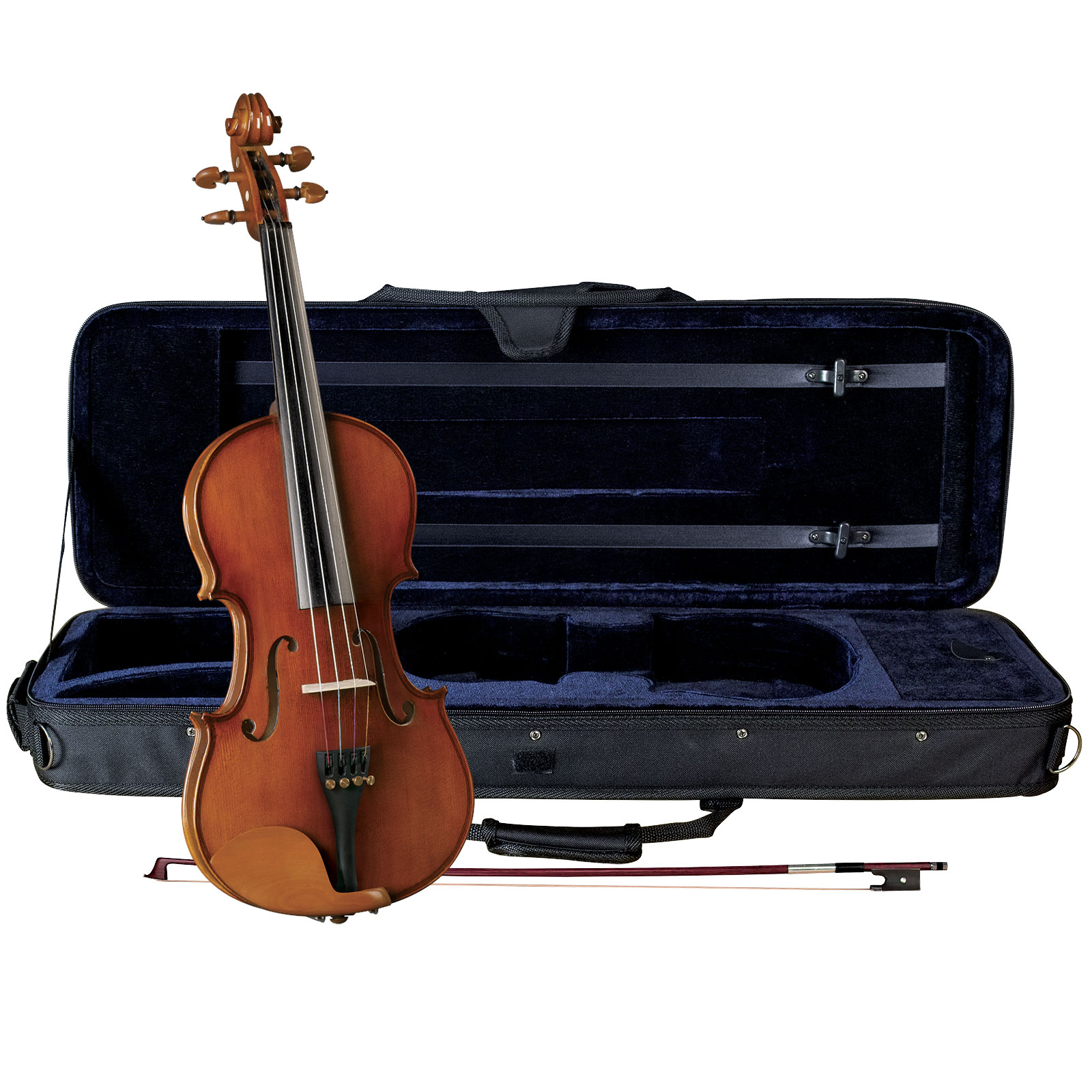 Cervini HV-500 Educator Violin Outfit 4 4 Size by Cervini