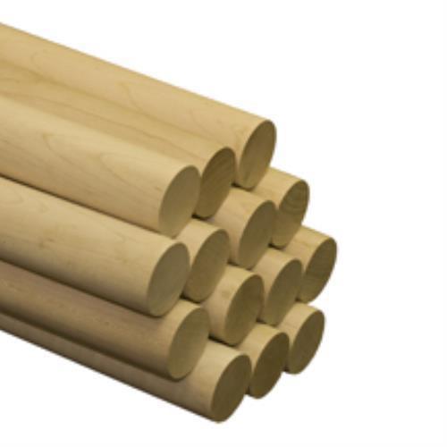 "Brand New BD2000-1 Wooden 2"" x 36"" Wood Dowel Bag of 1"