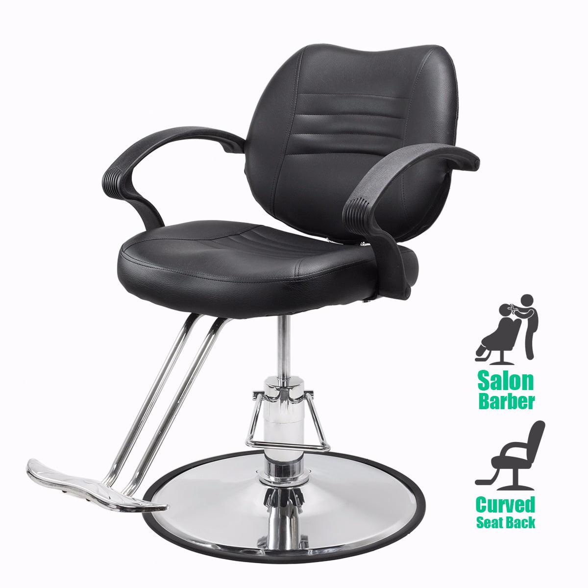 XtremepowerUS BestSalon Barber Chair Hydraulic Styling Sa...