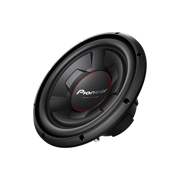 Pioneer TS-W306R 12' Subwoofer with IMPP Cone 1300W Max TSW306R